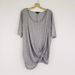 Lane Bryant Knot Front Tee Size 22-24